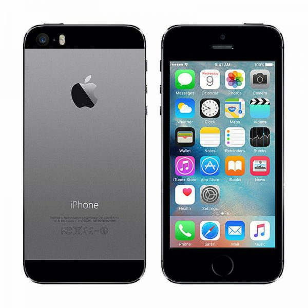 Apple iPhone 5s 16GB Space Gray for T-Mobile A1533 Grade 'A' Refurbished