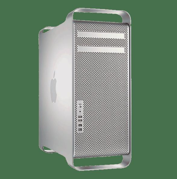 Apple Mac Pro Tower Quad-Core Xeon 2.8GHz 8GB 1TB A1289 MC250LL/A Refurbished