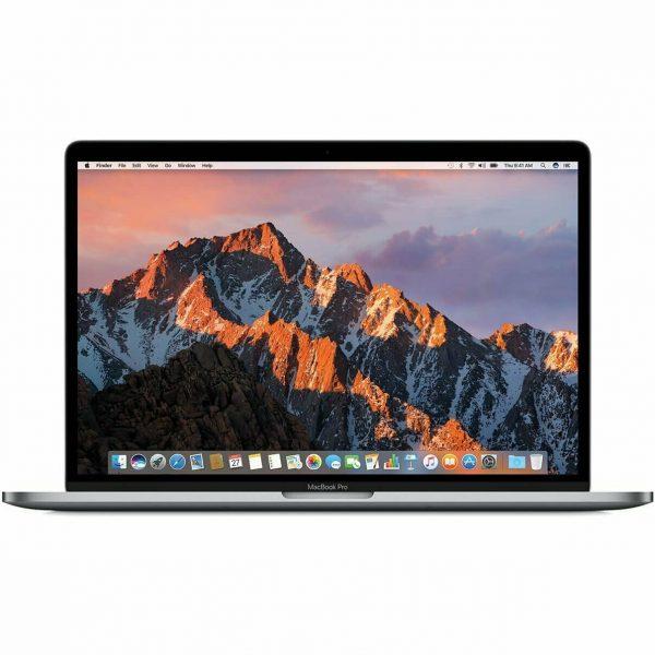 Apple MacBook Pro 15.4′ Quad-Core i7 2.8GHz 16GB 256GB SSD Space Gray A1707 MPTR2LL/A Refurbished