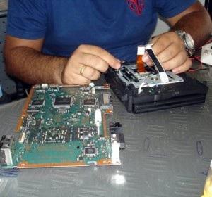 Reparo e Conserto de Xbox