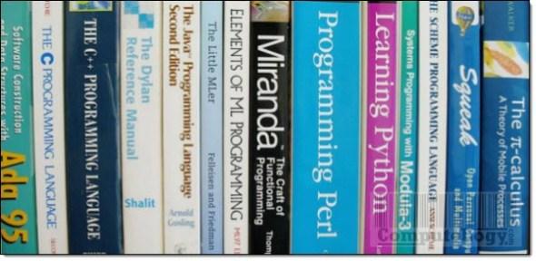 Programming Language Textbooks