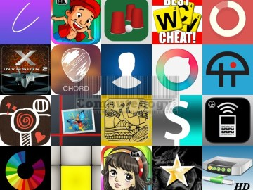 iPhone iPad Apps Banner for November 22, 2014