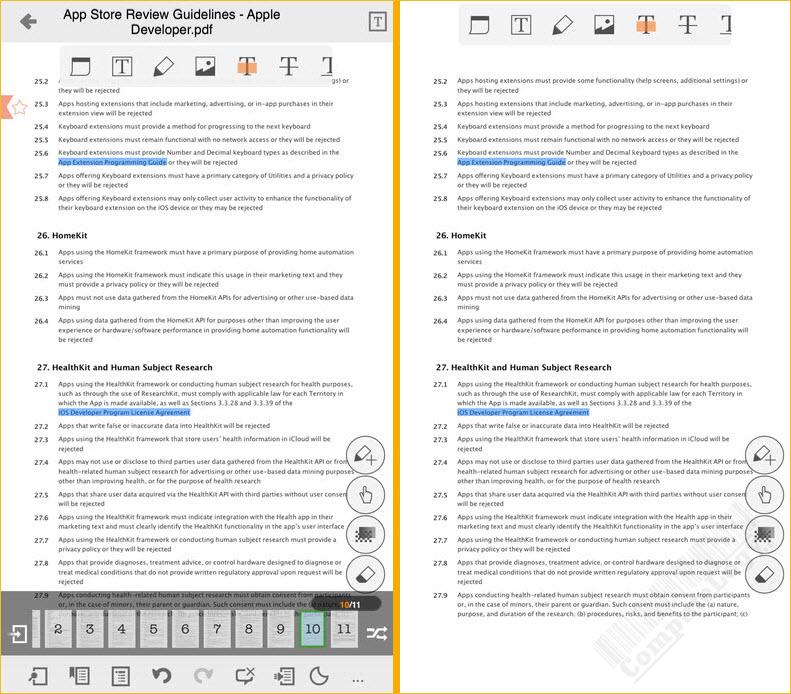 Annotate form reader pdf ezpdf