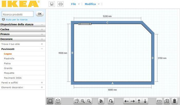 Planner Ikea Progettare Ed Arredare Casa Online