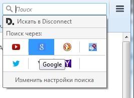 поисковые системы в Tor
