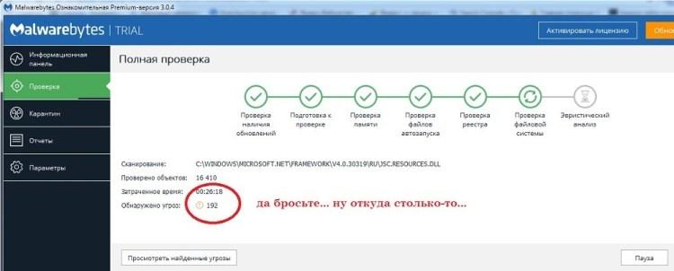 malwarebytes обзор