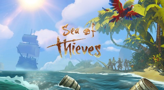 E3 Sea of Thieves