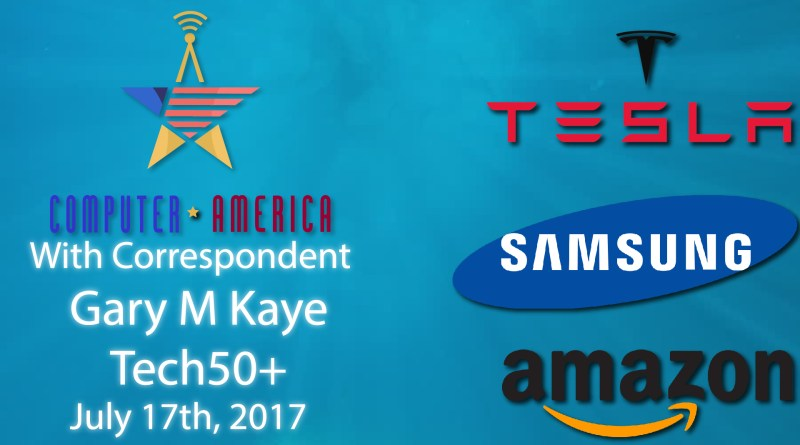 Gary Kaye, Managing Editor of Tech50+, Talks Emerging Technology!