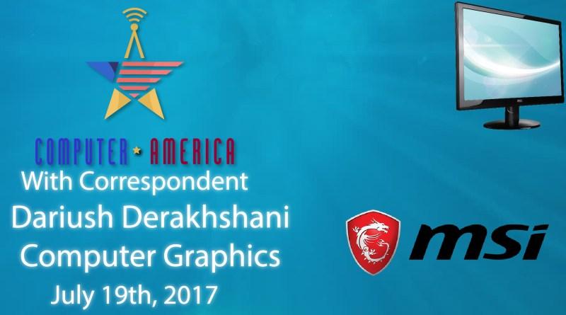 Dariush Derakhshani Talks WS63 7RK Review, Display Technologies