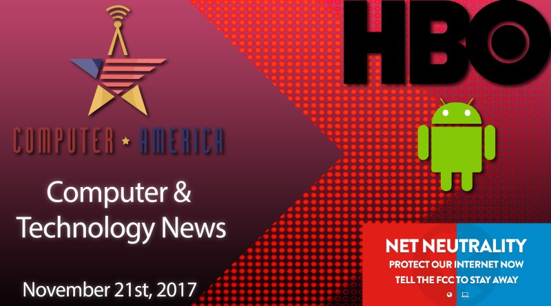 Computer and Technology News: Net Neutrality Demise, HBO Hacker Indicted, More!