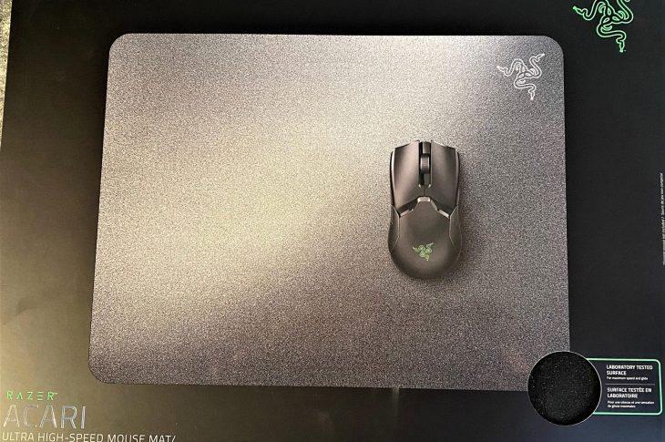 Acari Hard Mouse Mat Razer