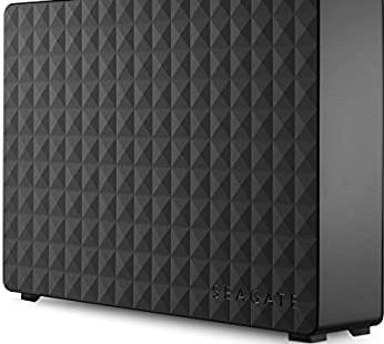 Seagate STGY8000400 Desktop 8TB External Hard Drive HDD