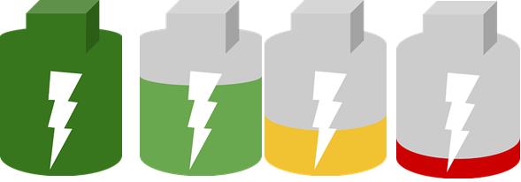 Laptop Battery Capacities