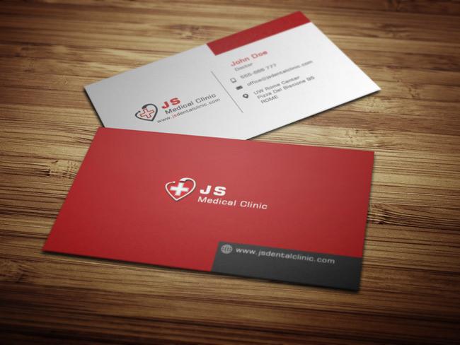 bestil og køb visitkort design
