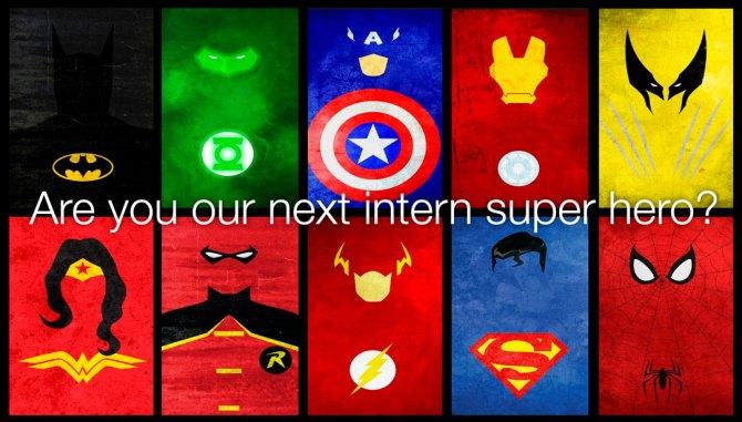 super hero internship intern praktikant søges copenhagen københavn