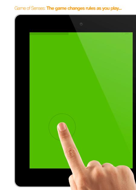 Game of senses iphone ipad app ios appstore