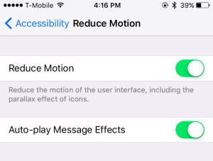 iOS Working Slow
