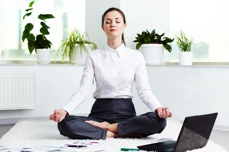 Computers and Yoga for healing