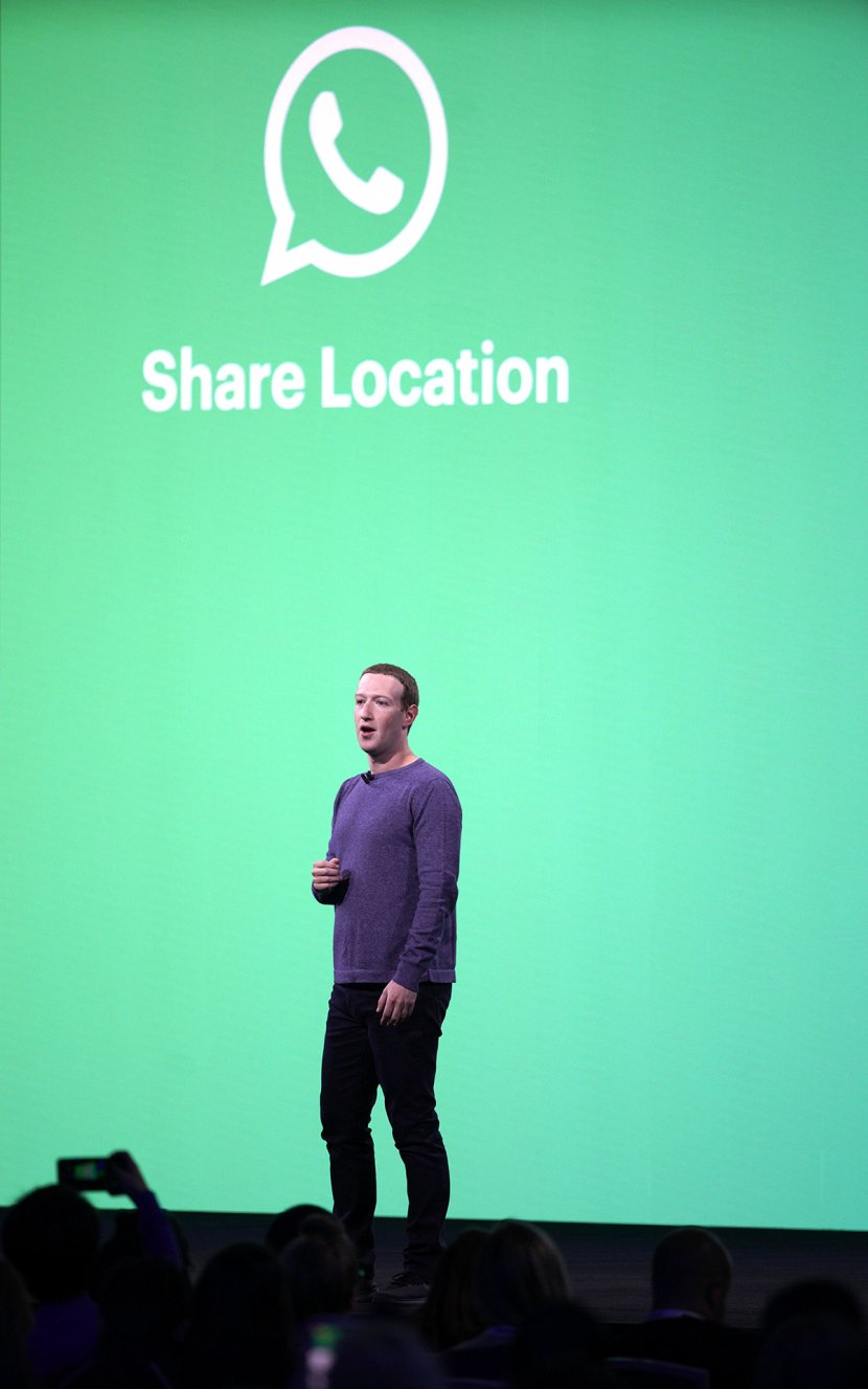 zuckerberg addressing privacy issues with facebook and the new fb5