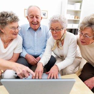 NDIS and Seniors social media training