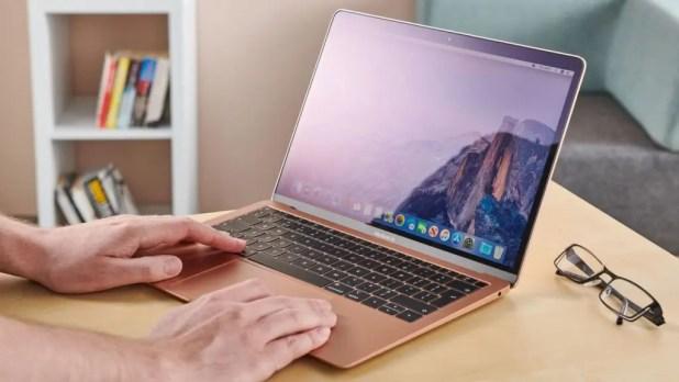 MacBook Air لاب توب ابل 2020