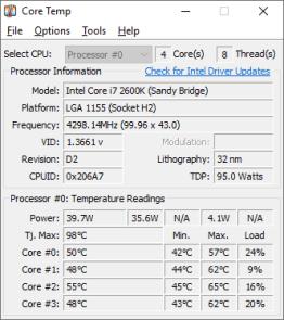 تحميل برنامج Open Hardware Monitor