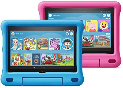 أفضل تابلت للاطفال - Amazon Fire HD 8 Kids Edition
