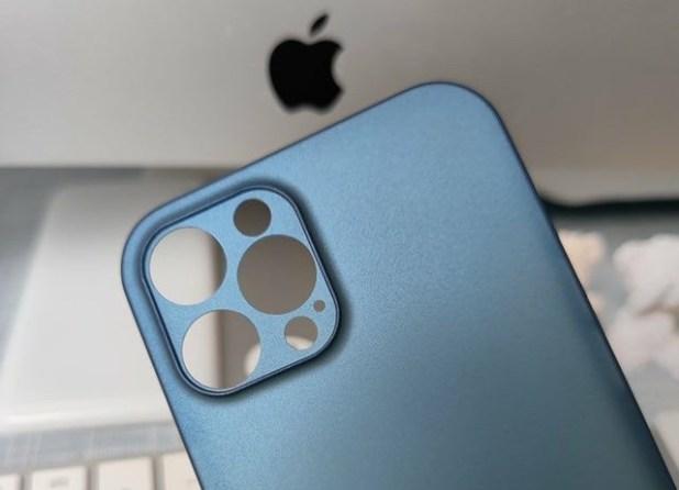 كاميرا الايفون الجديد 12