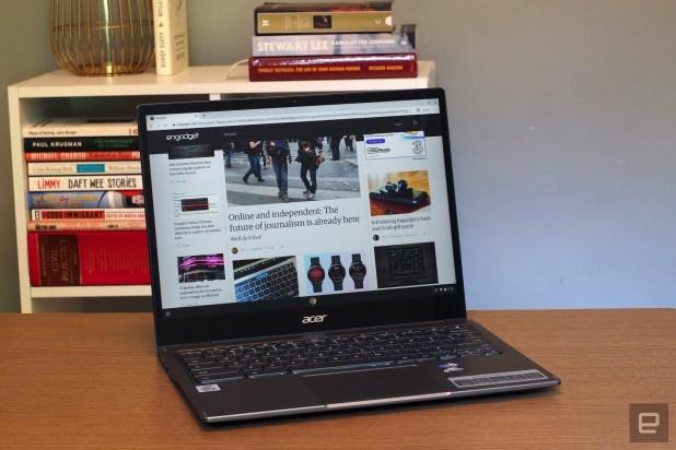 مواصفات لابتوب للطلاب - Acer Chromebook