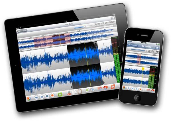 برامج التعديل على الصوت - TwistedWave