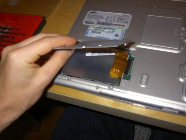 برنامج قياس حرارة المعالج