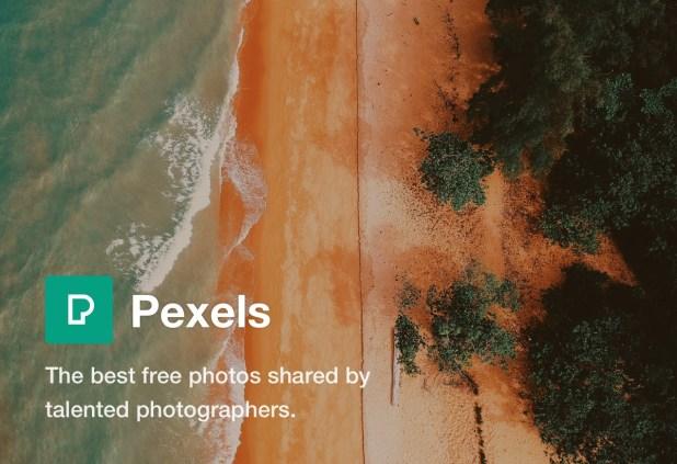 مواقع الصور المجانية - Pexels