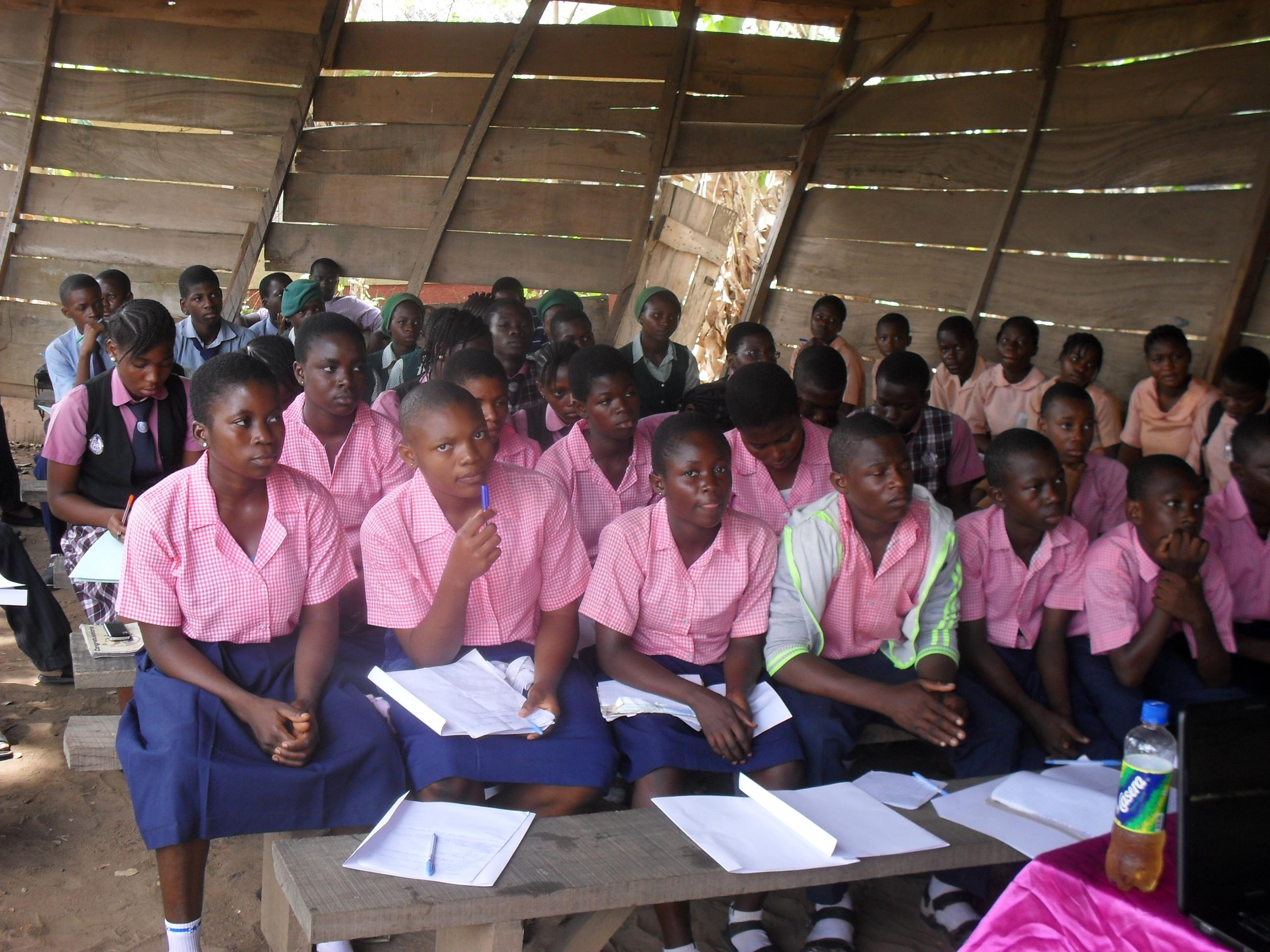 Yejide Grammar School Wins 2019 Goal Quiz Competition