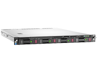 HP ProLiant DL120 Gen9 E5 2603v3 4GB R B140i 4LFF 550W PS Entry Server