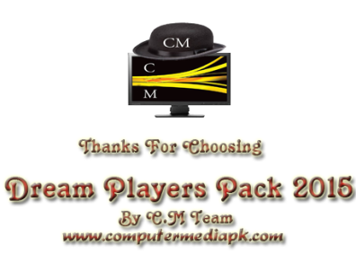 thanks for chosing Dream Mini Players Pack