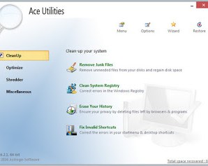 Ace Utilities 6.3.0 Build 291 Full Keygen By Computer Media