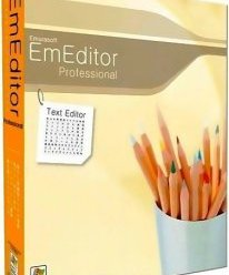 EmEditor Professional 16.1.5 With Serial Keys By Computer Media