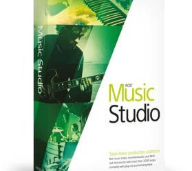 MAGIX ACID Music Studio 10.0 Build 152 + Keygen By Computer Media