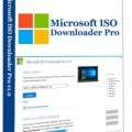 Microsoft ISO Downloader Pro 1.7 v 2017 Free Download !