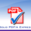 Solid PDF/A Express 9.1.7212.1984 Multilingual Full Serial By Computer Media