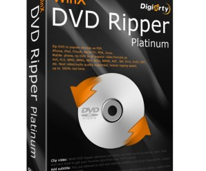 WinX DVD Ripper Platinum 8.6.0.206 With Crack !