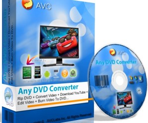 Any DVD Converter Professional 6.2.0 With Crack ! [Latest]