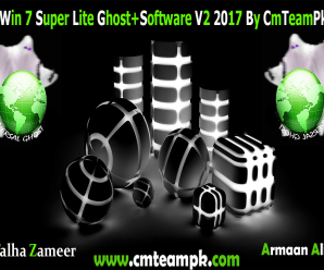 Windows 7 Ultimate Sp1 X86 Super lite Ghost+Auto Softwares V2 2017