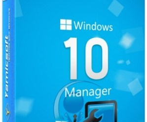 Windows 10 Manager 2.0.6+Patch