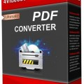 4Videosoft PDF Converter Ultimate 3.2.12 Multilingual Full Patch