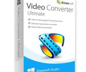 Aiseesoft Video Converter Ultimate 9.2.8 + Crack ! [Latest]