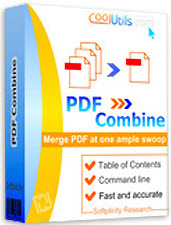 CoolUtils PDF Combine 5.1.0.106 + Crack  Is Here ! [Latest]
