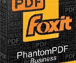 Foxit PhantomPDF Business 8.2.1.6871 With Crack