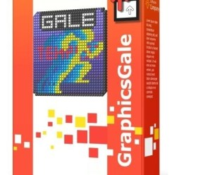 GraphicsGale 2.05.09 With Crack ! [Latest]
