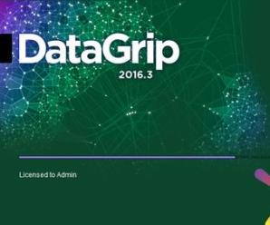 JetBrains DataGrip 2016.3.3 With Crack